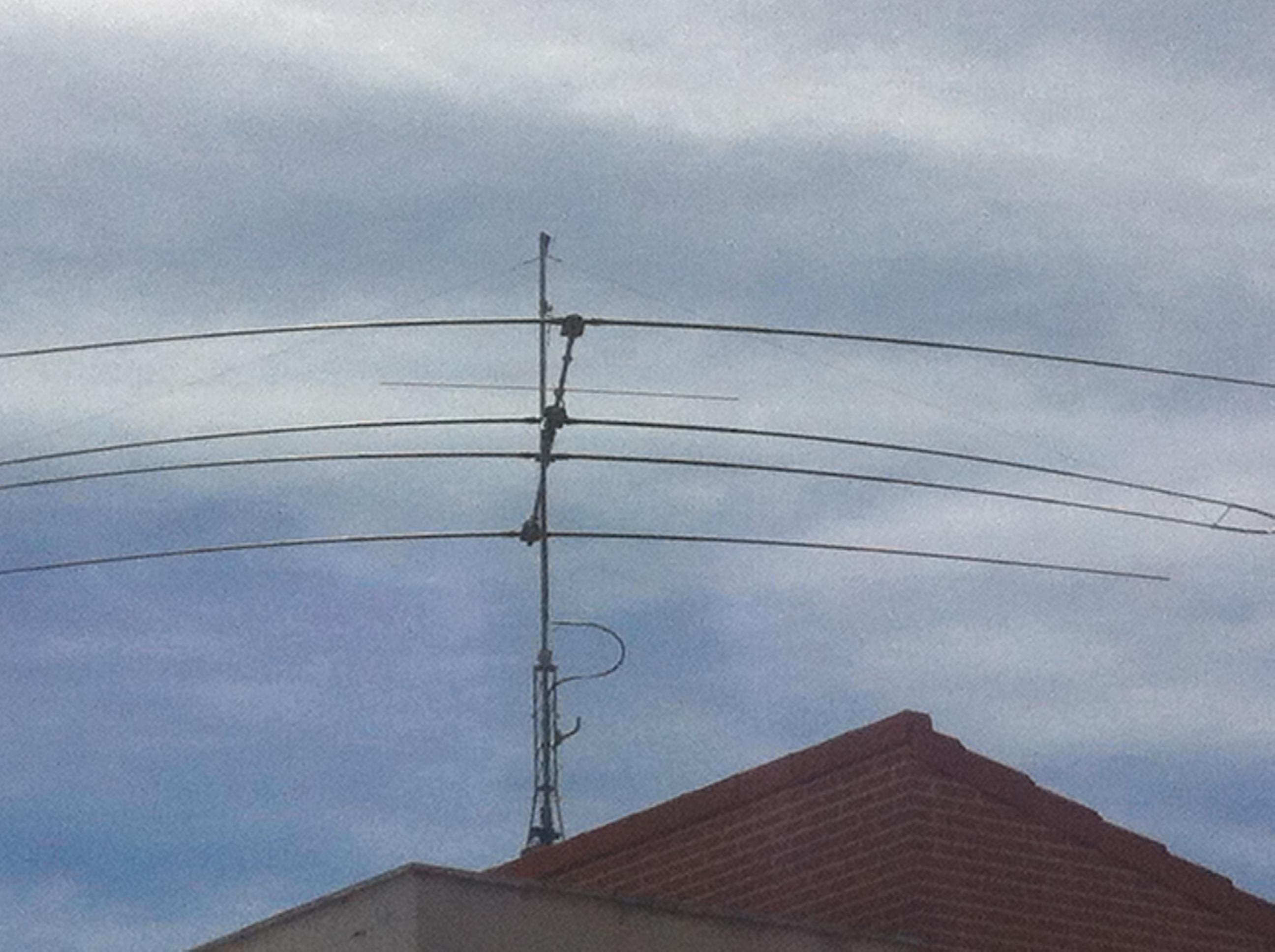 La radioafición en el Telediario TVE1