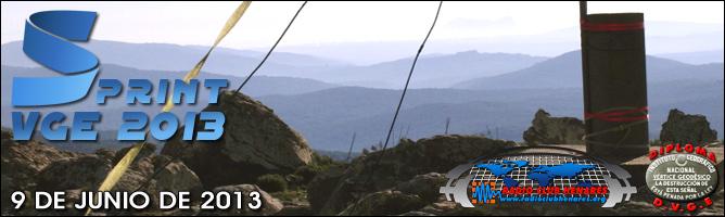 Resultados provisionales Concurso Sprint VGE 2013