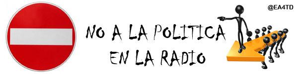 Política en la radio? No gracias!