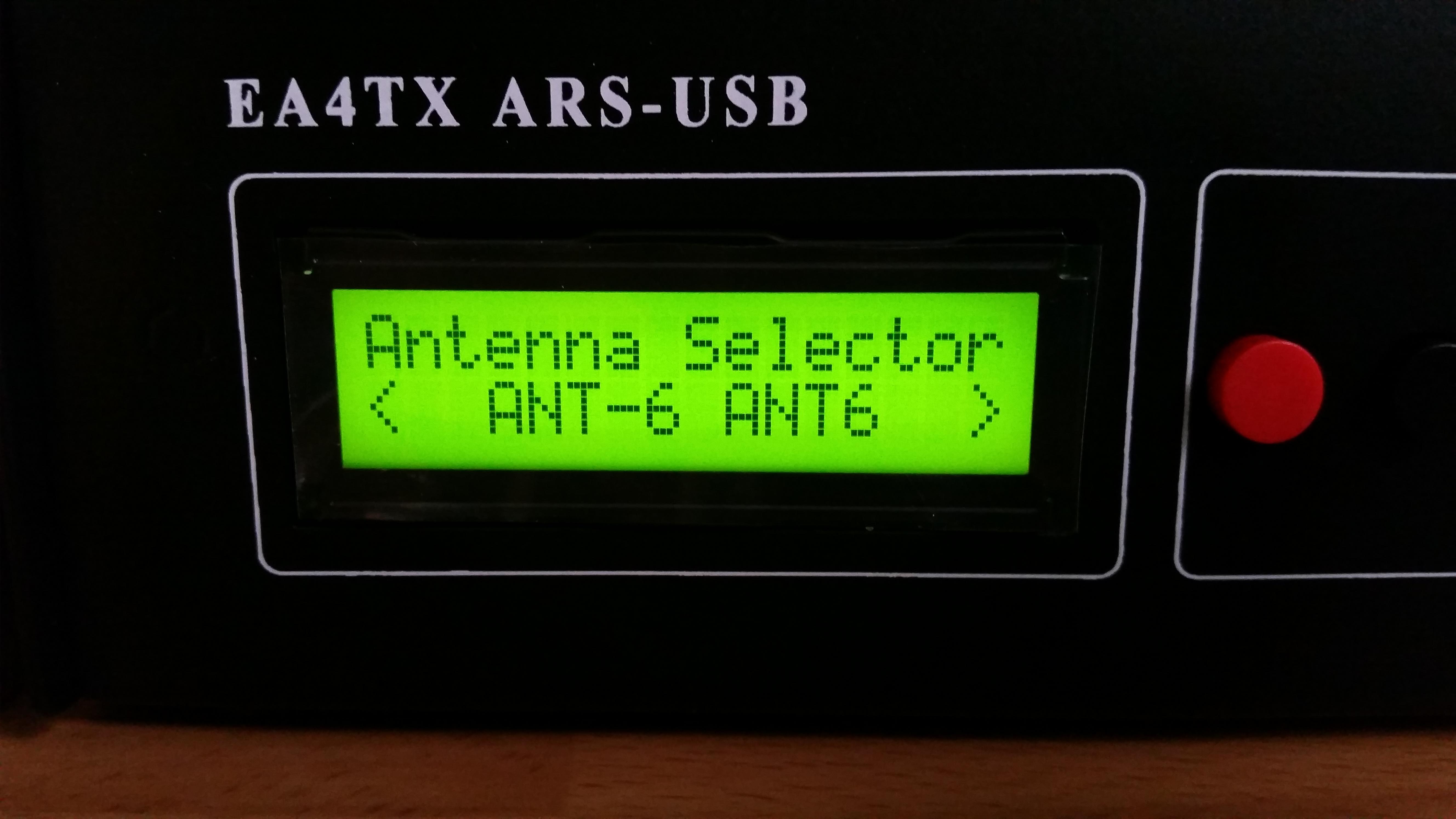 Nuevo conmutador automático 6×1