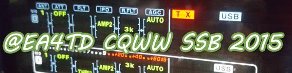 @EA4TD CQWW SSB-2015 SO20HP