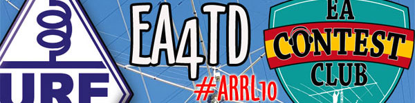 EA4TD ARRL 10M.