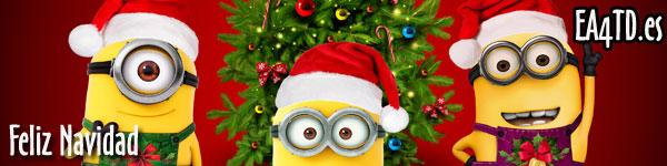 Feliz Navidad @EA4TD