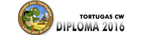 Diploma Tortugas CW 2016