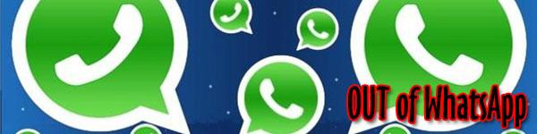 WhatsApp NO Please