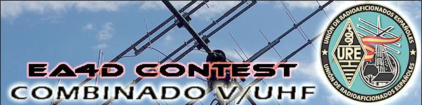 EA4D CONCURSO VHF